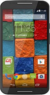 Repair of a broken Motorola Moto X (2nd Gen.) Smartphone