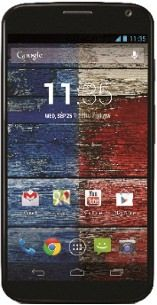 Repair of a broken Motorola Moto X Smartphone