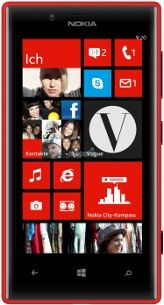 Price comparison for broken Nokia Lumia 720 Smartphone