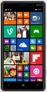 Price comparison for broken Nokia Lumia 830 Smartphone