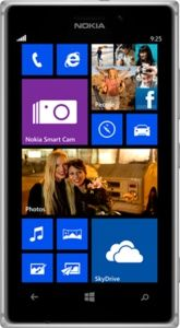 Repair of a broken Nokia Lumia 925 Smartphone