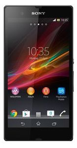 Price comparison for broken Sony Xperia Z Smartphone