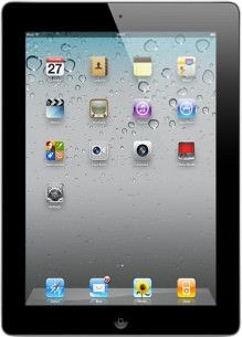 Repair of a broken Apple iPad 2 Tablet
